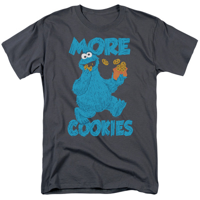 Sesame Street- More Cookies T-Shirt