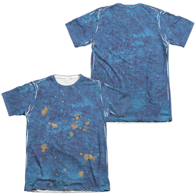 Sesame Street- Cookie Moster Costume Tee (Front/Back) Shirts