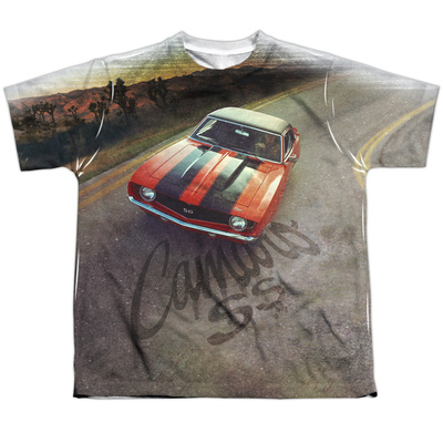 Youth: Chevy- Camaro SS Shirt