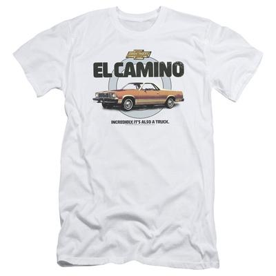 Chevy- El Camino Incredible Truck (Slim Fit) T-shirts