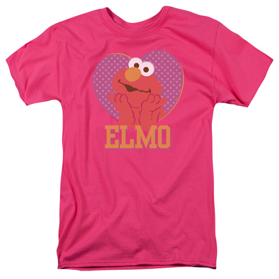 Sesame Street- Big Heart Elmo Shirts