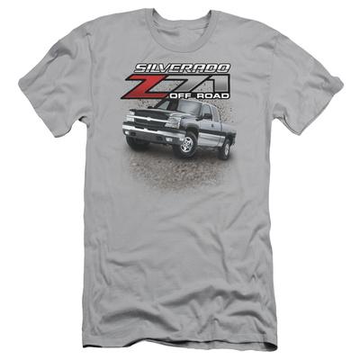 Chevy- Silverado Z71 Off Road (Slim Fit) T-Shirt