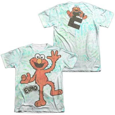 Sesame Street- Dancing Elmo (Front/Back) T-shirts