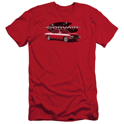 Chevy- 65 Corvair Mona Spyda Coupe (Slim Fit) T-shirts
