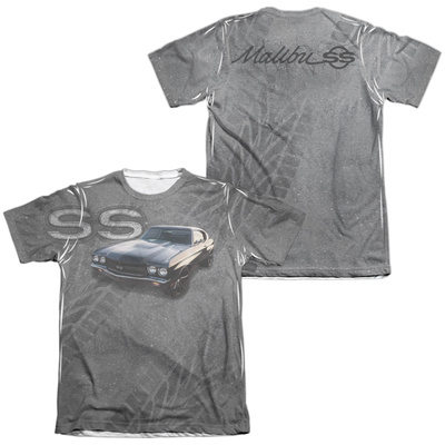 Chevy- Muscle Chevelle SS (Front/Back) T-shirts