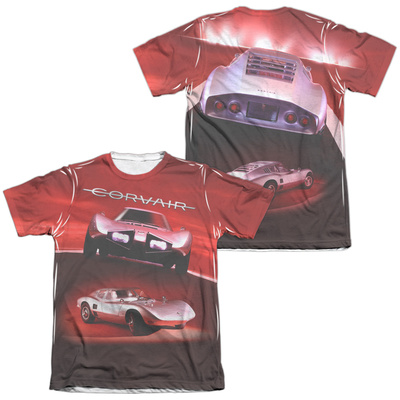 Chevy- Corair Silver Bullet (Front/Back) T-Shirt