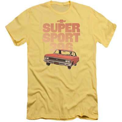 Chevy- Super Sport 396 (Slim Fit) T-Shirt