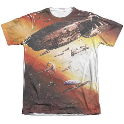 Battle Star Galactica- Ragtag Fleet Sublimated