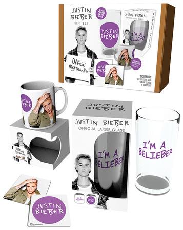 Justin Bieber Limited Edition Gift Set Novelty