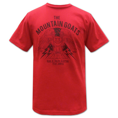The Mountain Goats- High Hawk Season T-Shirt