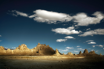 Remote Desert Location in USA Photographic Print by Jody Miller