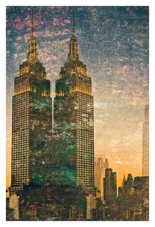 City building II Posters by Jean-François Dupuis