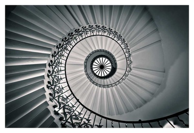 The Tulip Staircase, Greenwich Posters by Nick Jackson