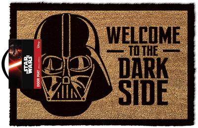 Star Wars - Welcome To the Darkside Door Mat Yeni ve İlginç