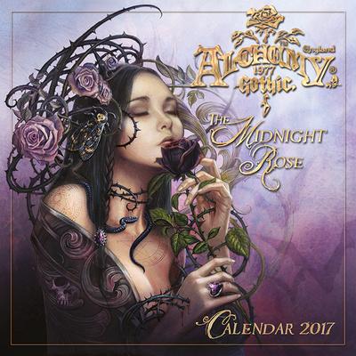 Alchemy 2017 Calendar Kalendarze
