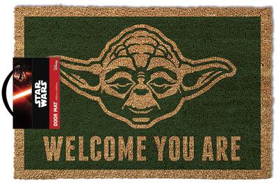 Star Wars - Yoda Door Mat Yeni ve İlginç
