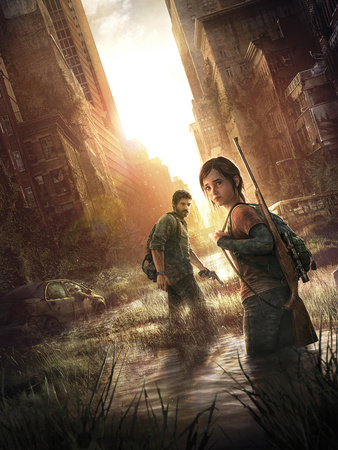 Last of Us: Key Art Photo