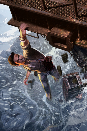 Uncharted 2: Among Thieves - Key Art Prints