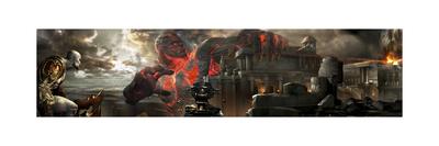 God of War: Key Art Prints