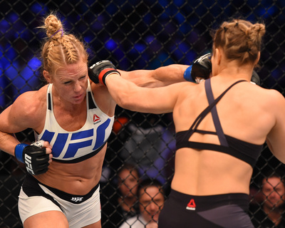UFC 193: Rousey v Holm Photo by Josh Hedges/Zuffa LLC