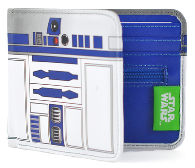 Star Wars - R2-D2 Boxed Wallet Portemonnee