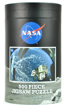 NASA Astronaut 500 Piece Puzzle Jigsaw Puzzle