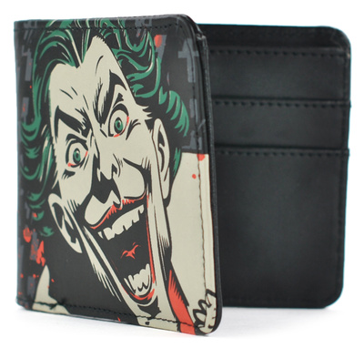 Batman - Joker Boxed Wallet Portemonnee