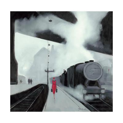 New Beginnings Giclée-tryk af Jon Barker