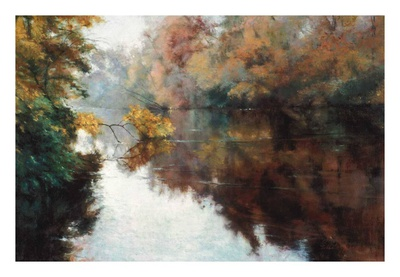 Branch on the Charles Prints by Esther Engelman