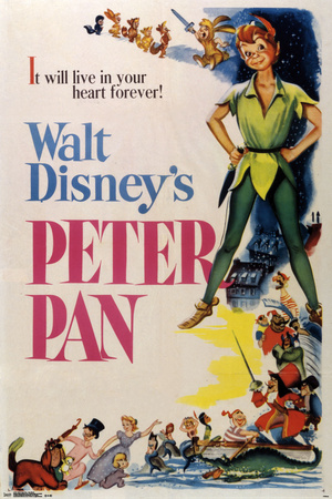 Disney: Peter Pan- One Sheet Poster
