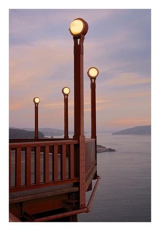 Golden Gate Bridge 48 Posters by Alan Blaustein