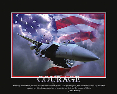 Courage Prints by  Unknown