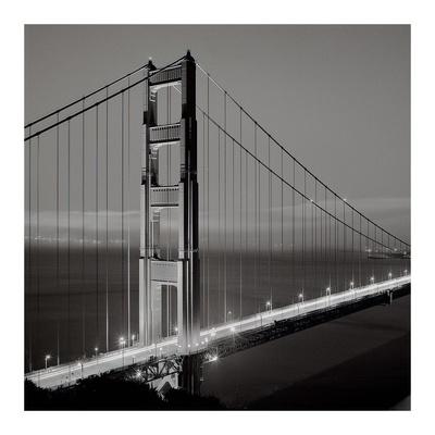 Golden Gate Bridge 32 Prints by Alan Blaustein
