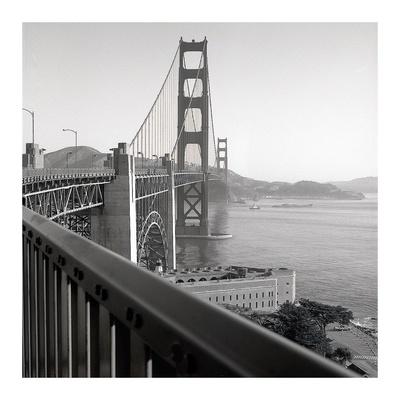 Golden Gate Bridge 30 Posters by Alan Blaustein