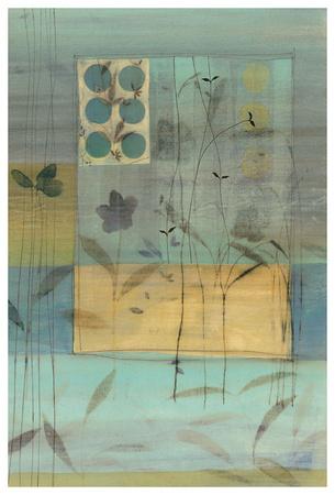 Meadow Flowers I Posters by Fernando Leal