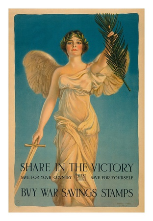 Share in the Victory Posters by Haskell Coffin