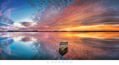 Reflection Day Prints by Doug Cavanah
