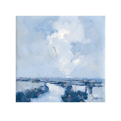 The Thames near Windsor Plakater af Jon Barker