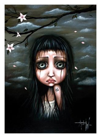 Sakura Prints by Angelina Wrona