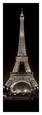 Tour Eiffel 8 Art by Alan Blaustein