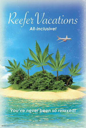 Reefer Vacations Posters