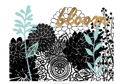 Lacy Garden II Posters by  Studio W