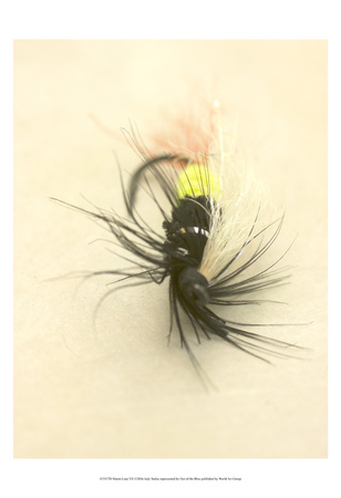 Macro Lure VII Posters by Judy Stalus