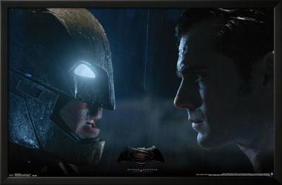 Batman vs. Superman - Stare Poster