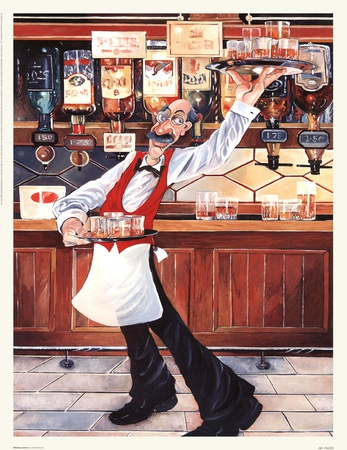 Whiskey Galore Prints by Charles Kinson