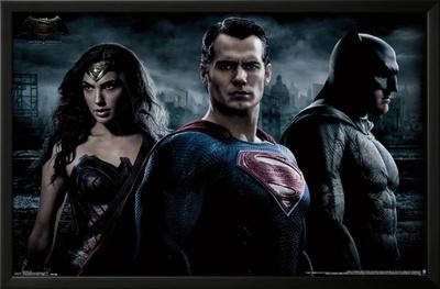 Batman vs. Superman - Trio Prints