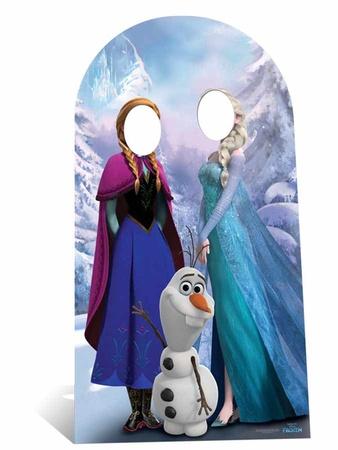 Frozen  Stand In (Adult-Sized) Figura de cartón