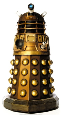 Doctor Who - Dalek Caan Mini Cardboard Cutout Cardboard Cutouts