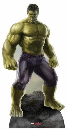 Marvel - Hulk Age of Ultron Cardboard Cutout Cardboard Cutouts