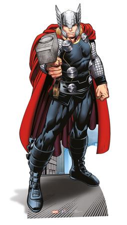 Marvel - Thor Cardboard Cutout Postacie z kartonu